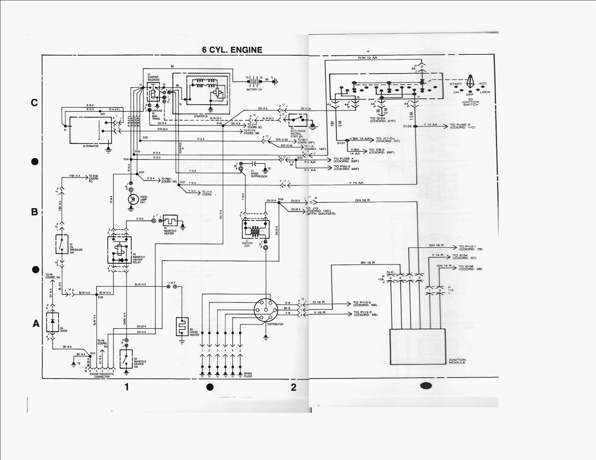 Excellent Wiring Diagram Together With Amc Javelin Wiring Diagrams On 1968 Amc Wiring Cloud Toolfoxcilixyz
