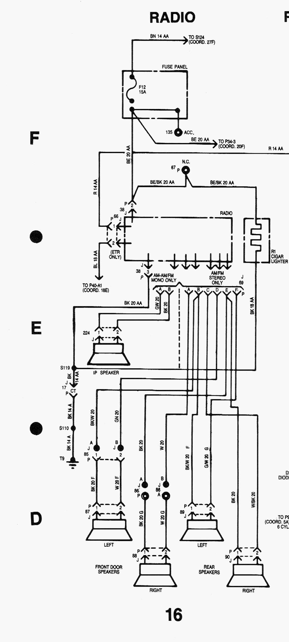 2001 mazda b3000 vacuum diagram